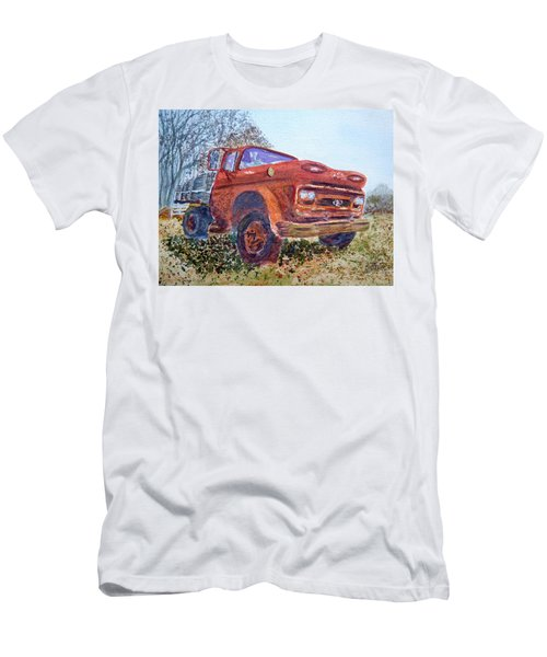 Irene's Viking Men's T-Shirt (Slim Fit)