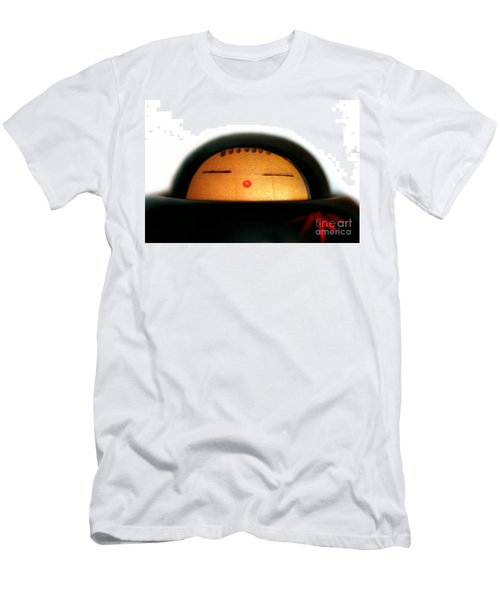 Men's T-Shirt (Slim Fit) featuring the photograph Japanese Doll by Henrik Lehnerer