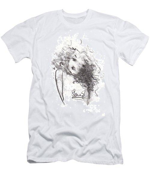 Just Me Men's T-Shirt (Slim Fit) by Laurie L