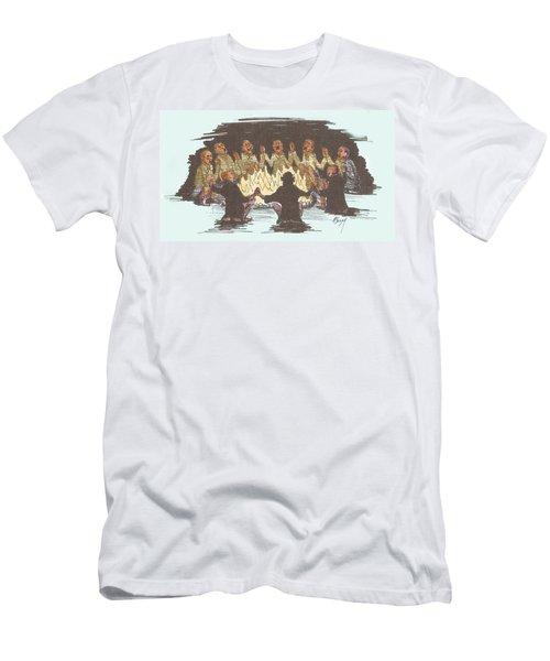 Kumbaya Men's T-Shirt (Athletic Fit)