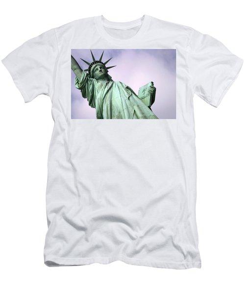 Liberty Lady Men's T-Shirt (Athletic Fit)