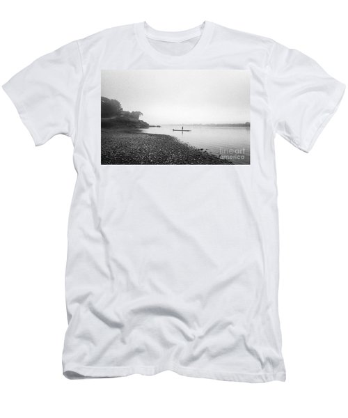 Life At Mekong River Men's T-Shirt (Athletic Fit)