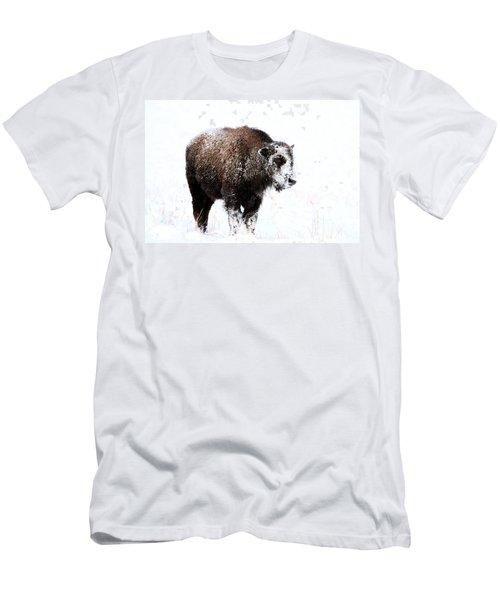 Lone Calf Men's T-Shirt (Athletic Fit)