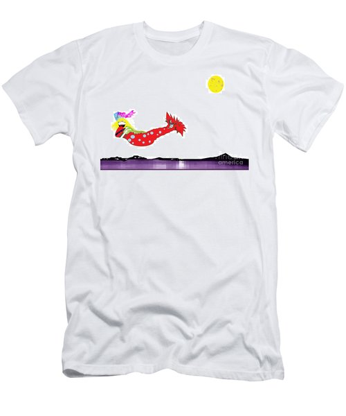 Mermaid 2 Men's T-Shirt (Athletic Fit)