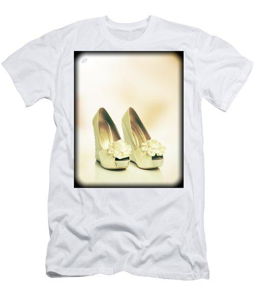 New Wedding Sandals Men's T-Shirt (Athletic Fit)