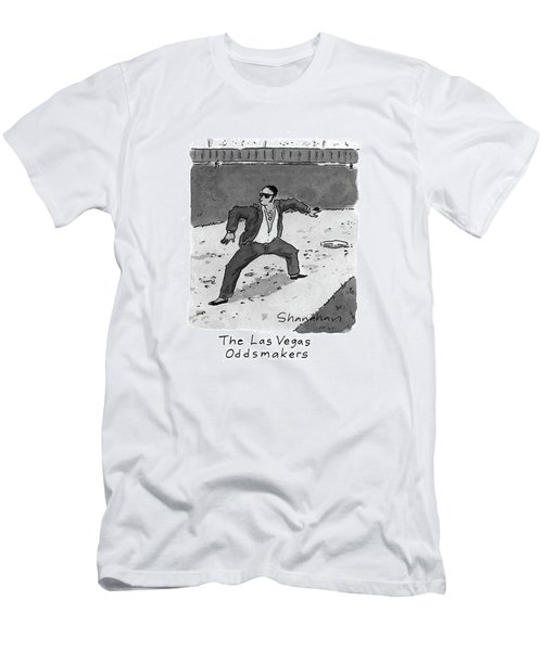 New Yorker April 5th, 1993 Men's T-Shirt (Athletic Fit)