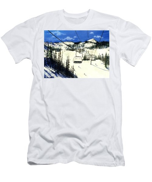 Paradise Bowl Men's T-Shirt (Slim Fit) by Barbara Jewell
