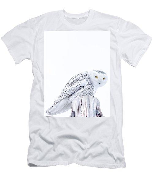 Piercing Eyes Men's T-Shirt (Athletic Fit)