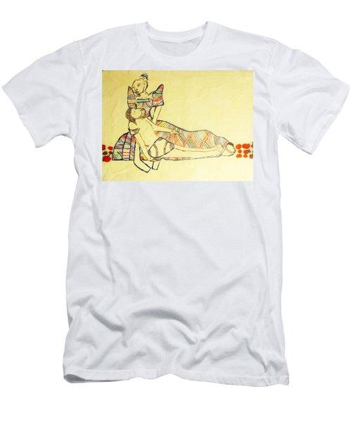 Pieta Men's T-Shirt (Athletic Fit)