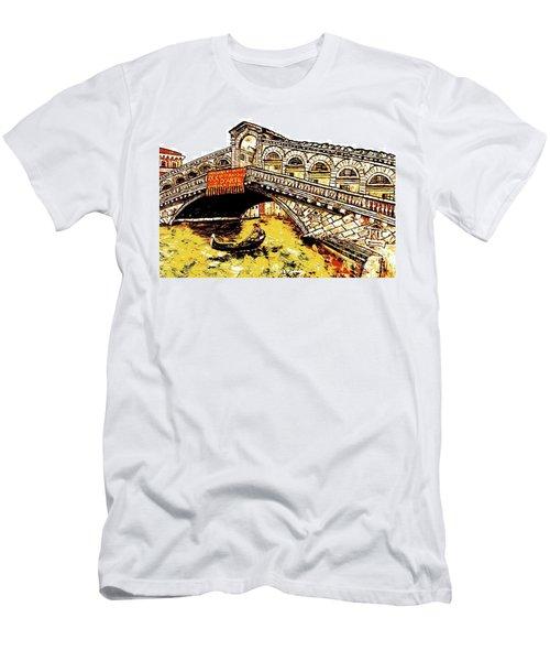 An Iconic Bridge Men's T-Shirt (Athletic Fit)