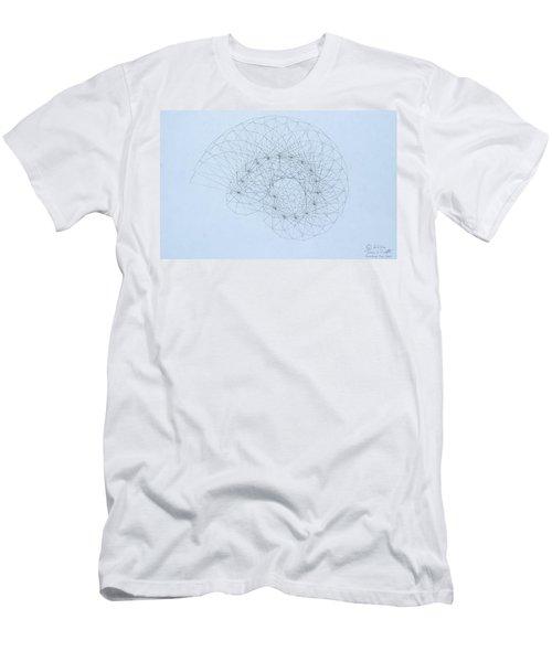 Quantum Nautilus Men's T-Shirt (Athletic Fit)