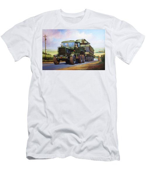 Scammell Explorer. Men's T-Shirt (Athletic Fit)