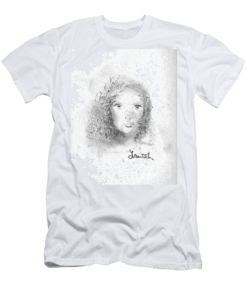 Something About Mary Men's T-Shirt (Slim Fit) by Laurie L