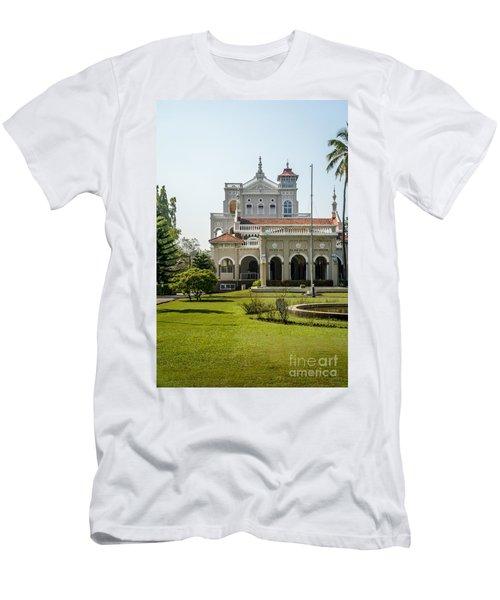 The Aga Khan Palace Men's T-Shirt (Athletic Fit)