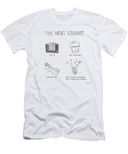The Next Cronut Men's T-Shirt (Athletic Fit)