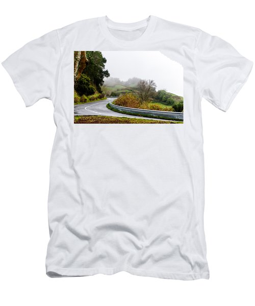 The Winding Road Men's T-Shirt (Athletic Fit)