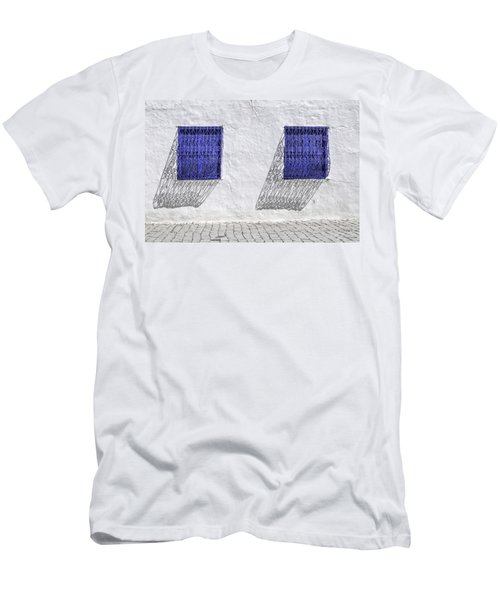 Two Windows Men's T-Shirt (Athletic Fit)
