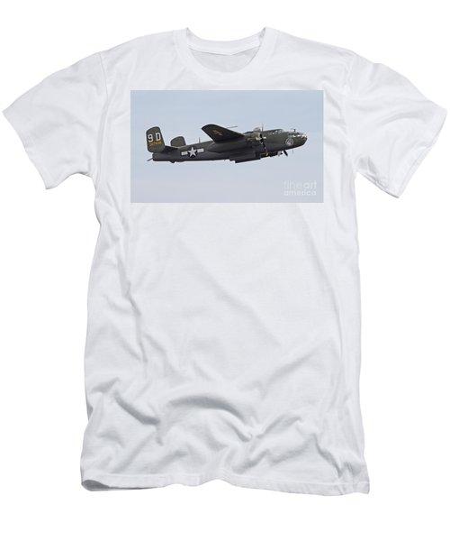 Vintage World War II Bomber Men's T-Shirt (Athletic Fit)
