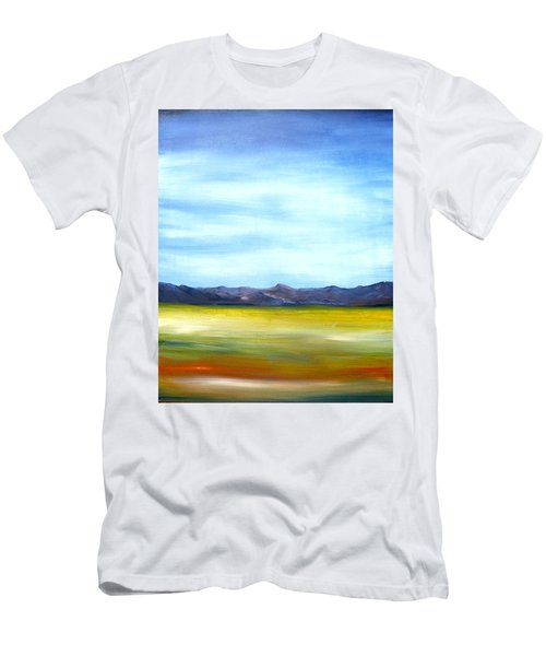 West Texas Landscape Men's T-Shirt (Athletic Fit)