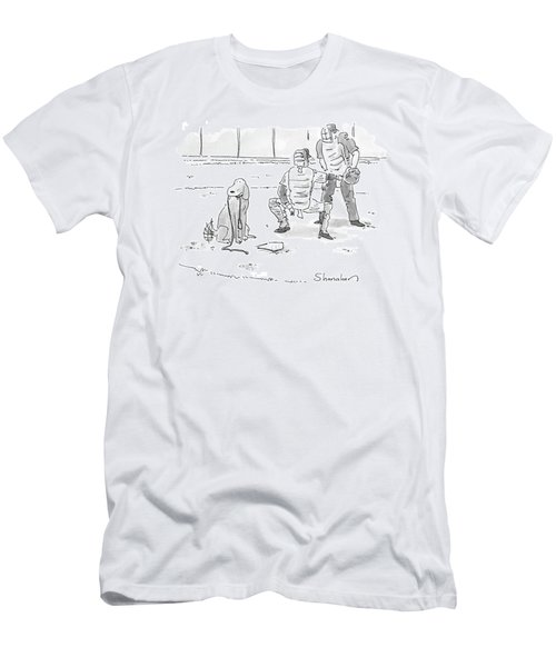 New Yorker October 10th, 2005 Men's T-Shirt (Athletic Fit)