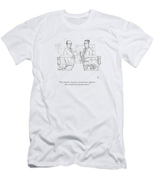 The Drug Men's T-Shirt (Athletic Fit)