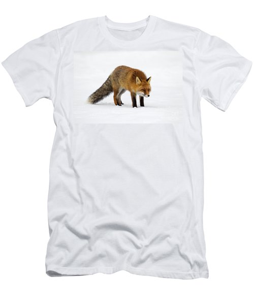 Men's T-Shirt (Slim Fit) featuring the photograph 130201p052 by Arterra Picture Library