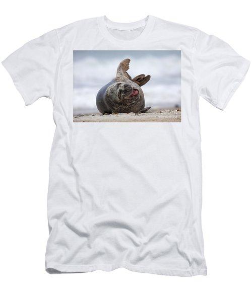 130201p148 Men's T-Shirt (Athletic Fit)