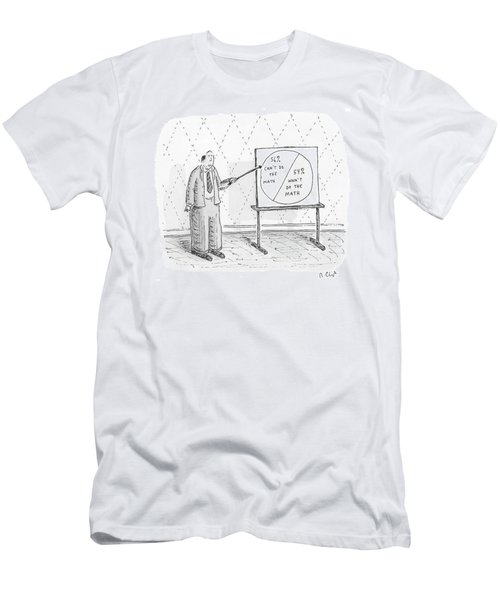 New Yorker November 5th, 2007 Men's T-Shirt (Athletic Fit)