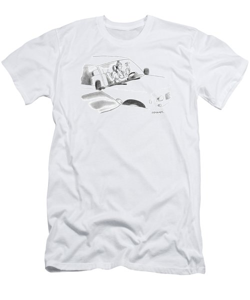 New Yorker January 8th, 2007 Men's T-Shirt (Athletic Fit)