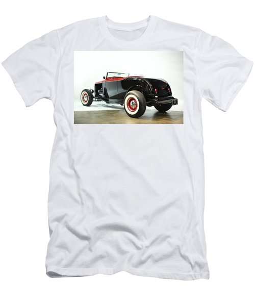 Men's T-Shirt (Slim Fit) featuring the photograph 1932 Ford Deuce Roadster by Gianfranco Weiss