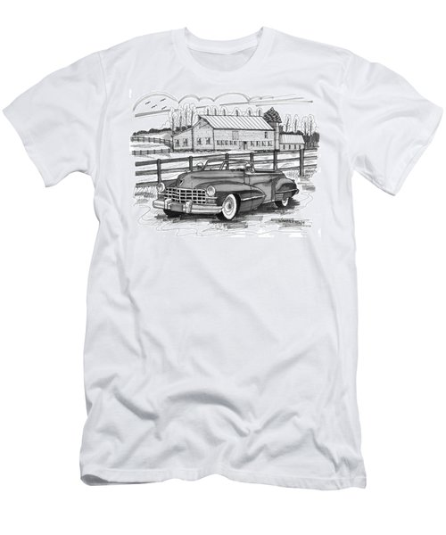 1947 Cadillac Model 52 Men's T-Shirt (Athletic Fit)