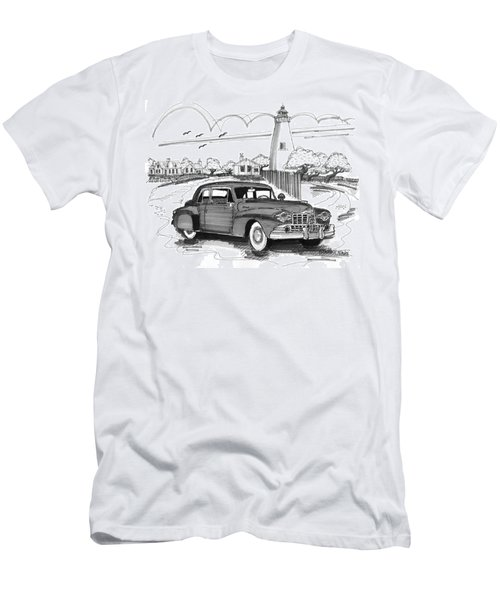 1948 Lincoln Continental Men's T-Shirt (Athletic Fit)