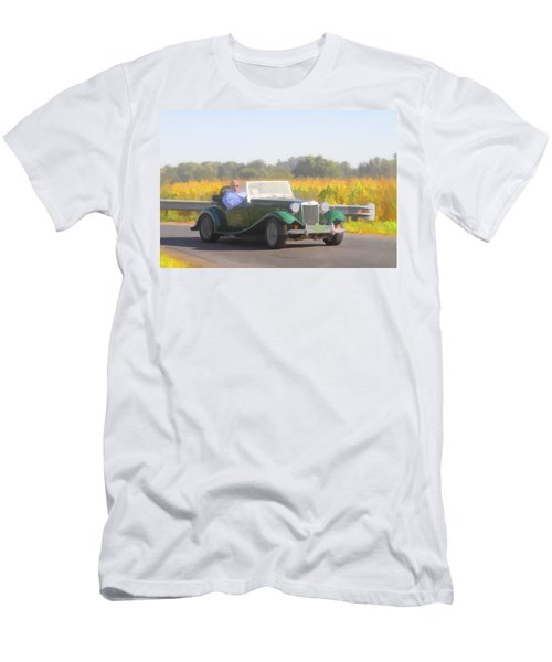 1953 Mg Td Men's T-Shirt (Athletic Fit)