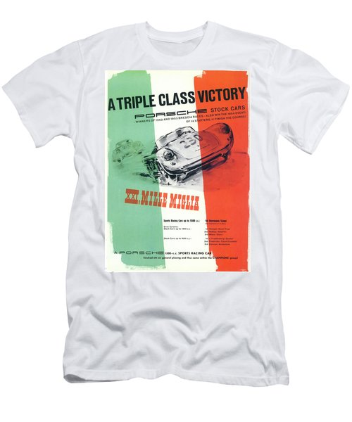 1954 Xxi Mille Miglia Men's T-Shirt (Athletic Fit)