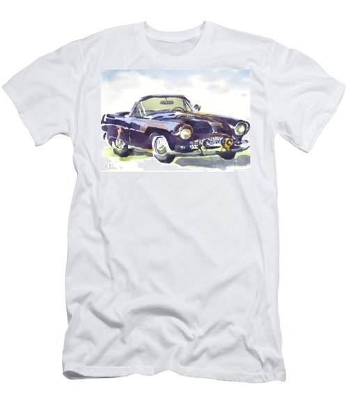 1955 Thunderbird Men's T-Shirt (Athletic Fit)