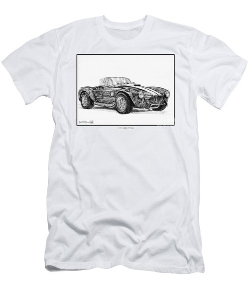 1965 Shelby Ac Cobra Men's T-Shirt (Athletic Fit)