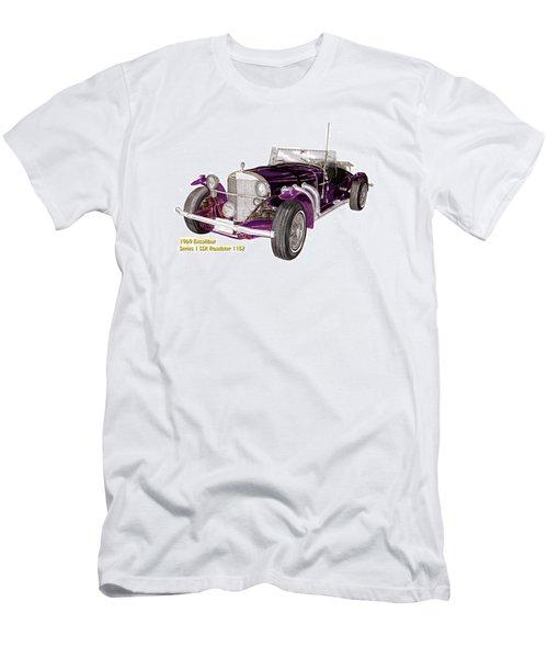 1969 Excalibur Ss Roadster Men's T-Shirt (Athletic Fit)