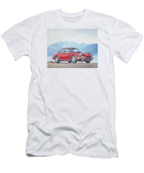1969 Porsche 911 2.0 S Men's T-Shirt (Athletic Fit)