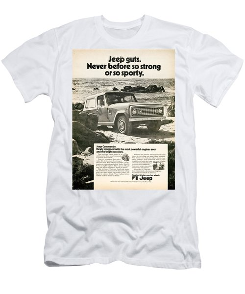 1972 Jeep Commando Men's T-Shirt (Athletic Fit)