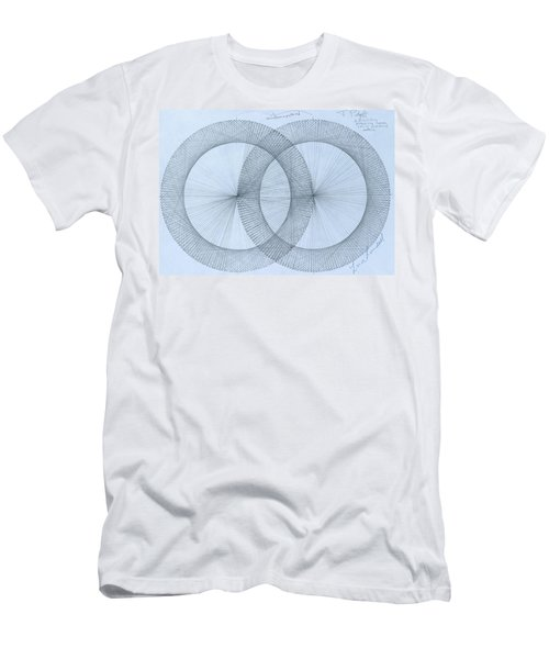 Magnetism Men's T-Shirt (Athletic Fit)