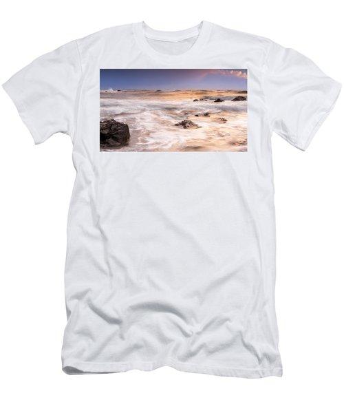 Ayrmer Cove Men's T-Shirt (Athletic Fit)
