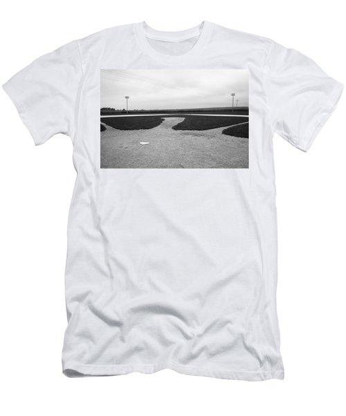 Baseball Men's T-Shirt (Slim Fit) by Frank Romeo