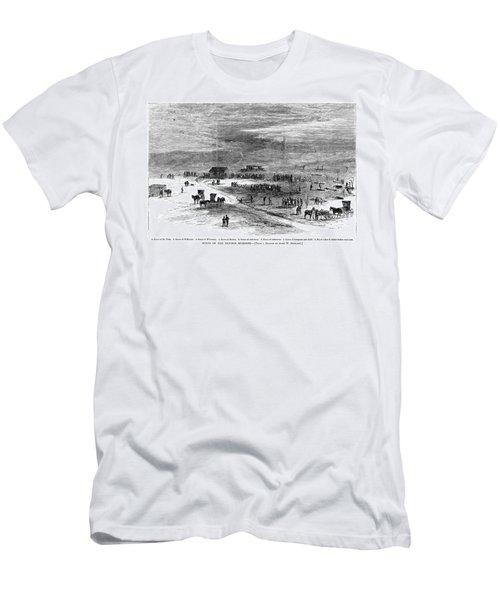 Bender Murders, 1873 Men's T-Shirt (Athletic Fit)