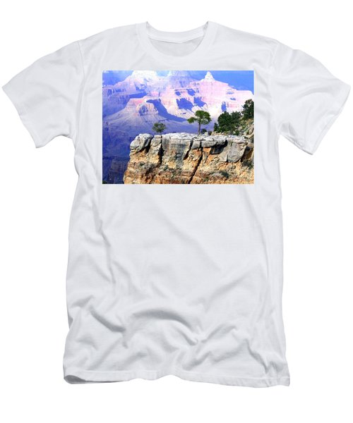 Grand Canyon 1 Men's T-Shirt (Athletic Fit)