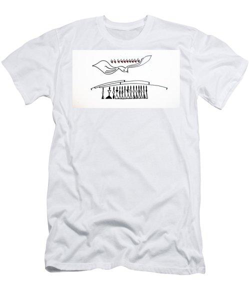 Pentecost Men's T-Shirt (Athletic Fit)