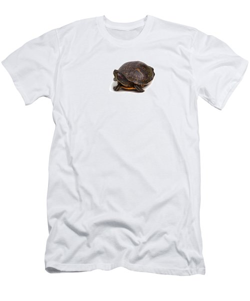 Red-eared Slider Men's T-Shirt (Athletic Fit)
