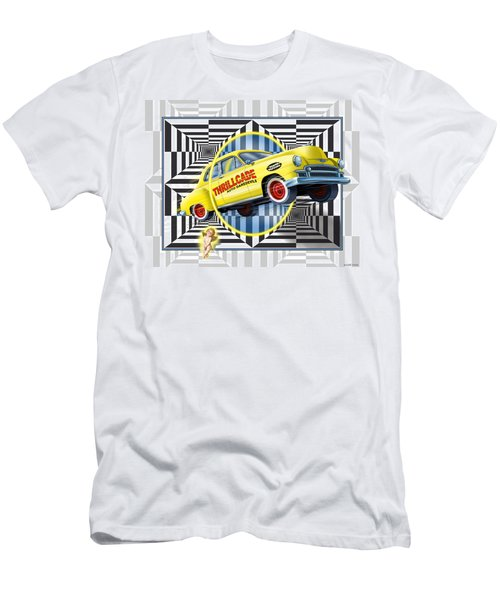 Thrillcade Men's T-Shirt (Athletic Fit)