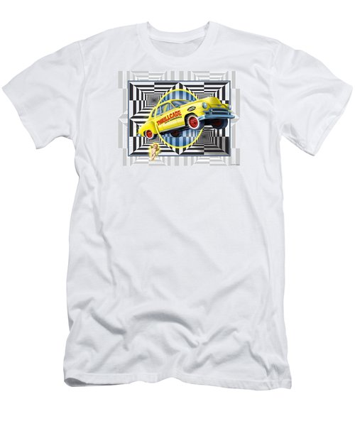 Thrillcade Men's T-Shirt (Athletic Fit)