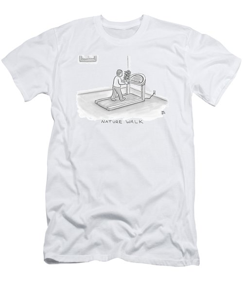 New Yorker November 7th, 2016 Men's T-Shirt (Athletic Fit)