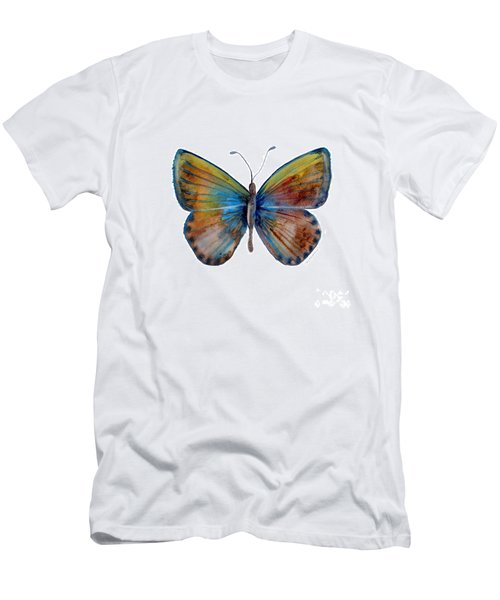 22 Clue Butterfly Men's T-Shirt (Athletic Fit)